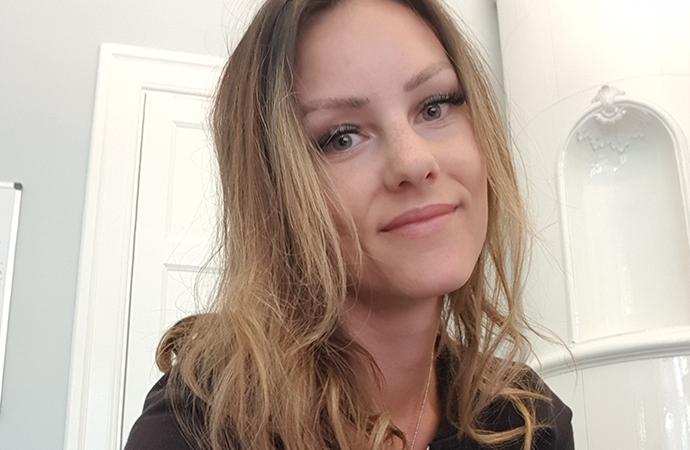Fanny Jönsson, ny administratör för Veterinärmedicinska rådet