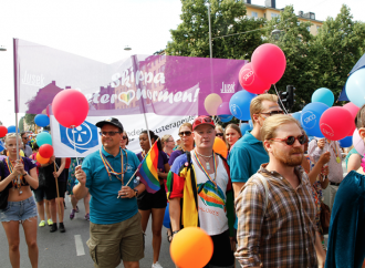 Sveriges Veterinärförbund på Stockholm Pride