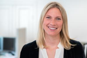 Evidensia-chef på topp 20-lista över framtidens kvinnliga ledarskap
