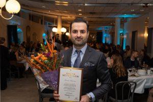 Årets veterinär 2018 –  Shwan Kareem!