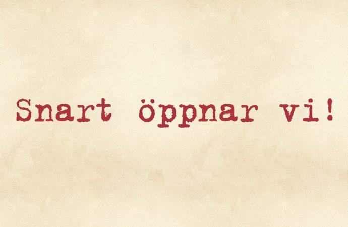 I december öppnar Södermalms Veterinärklinik