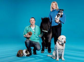 Veterinären som hjälper tittarna med husdjursfrågor