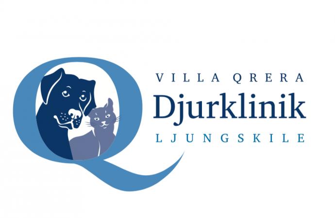Villa Qrera Djurklinik i Ljungskile söker en smådjursveterinär