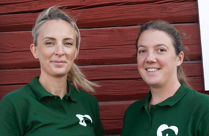 Ny hästklinik i Stockholm