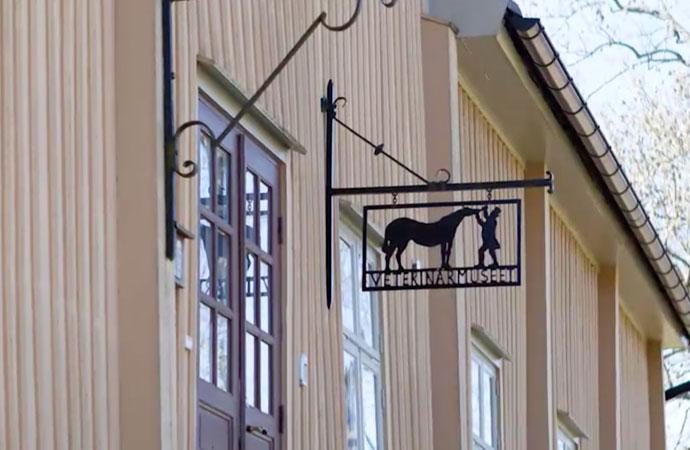 Veterinärhistoriska museet firar 40 år