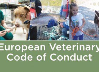 Ny europeisk code of conduct för veterinärer