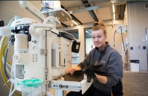 SLU stödjer sjukvården i Uppsala län