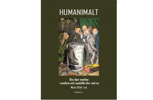 """Boktips! """"Humanialt. Oss djur emellan i medicin och samhälle förr och nu"""" Motzi Eklöf (red)"""
