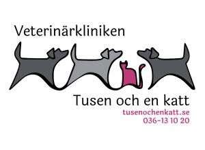 Smådjursveterinär för tillsvidareanställning sökes till Tenhult och Eksjö, löpande urval