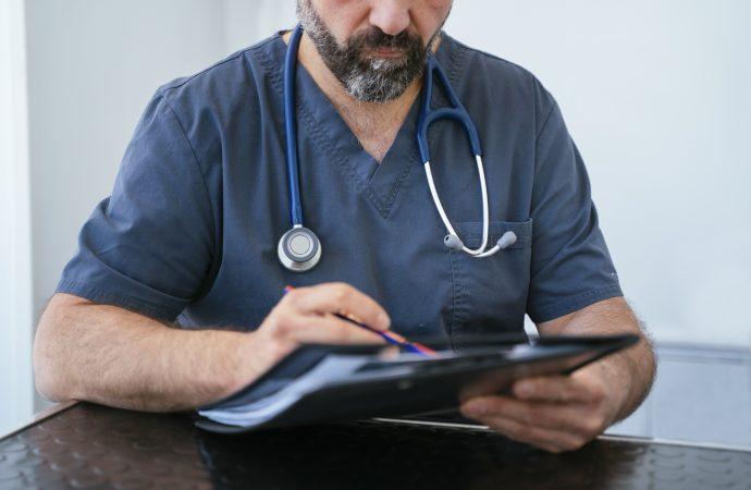Studie av djursjukvårdspersonals välmående