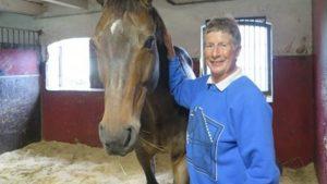 Legendarisk dressyrryttare finansierar viktig hästforskning